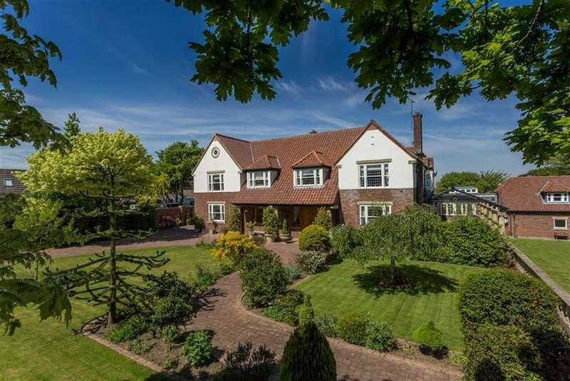 5 Bedrooms Unique Property for sale in High Lane, Maltby