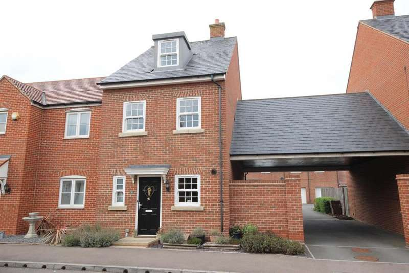 3 Bedrooms Town House for sale in Brooklands Avenue, Bedford
