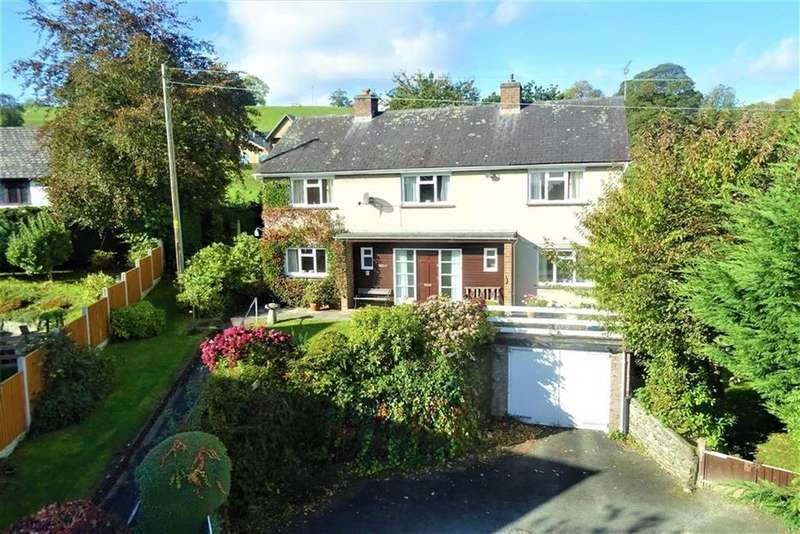 4 Bedrooms Detached House for sale in Penymaes, Bachie Road, Llanfyllin, Powys, SY22