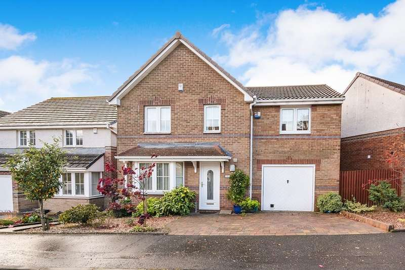 4 Bedrooms Detached House for sale in Buchanan Crescent, Livingston, EH54
