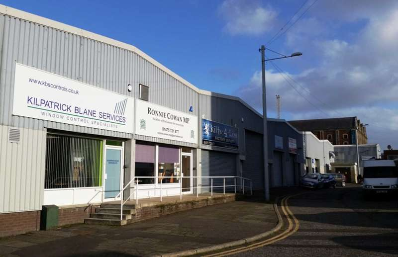 Commercial Property for sale in Clarence Street, Greenock Canstore.