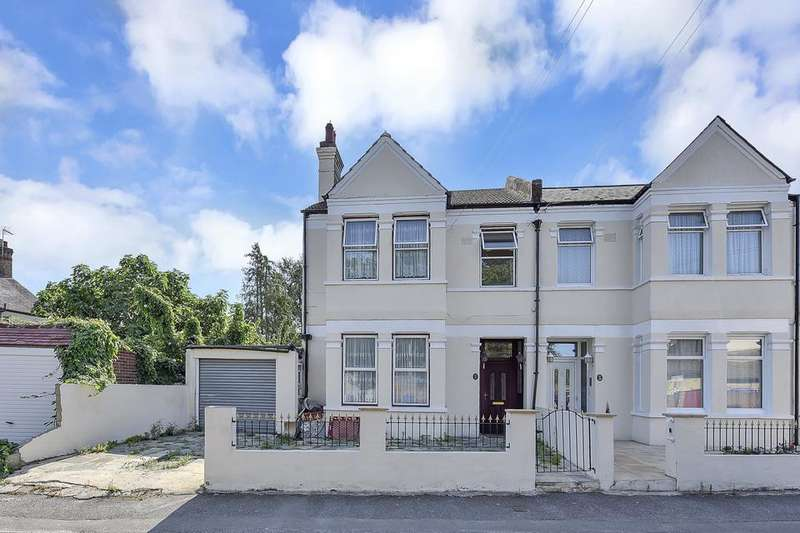 4 Bedrooms Detached House for sale in Norfolk Road, London SW19