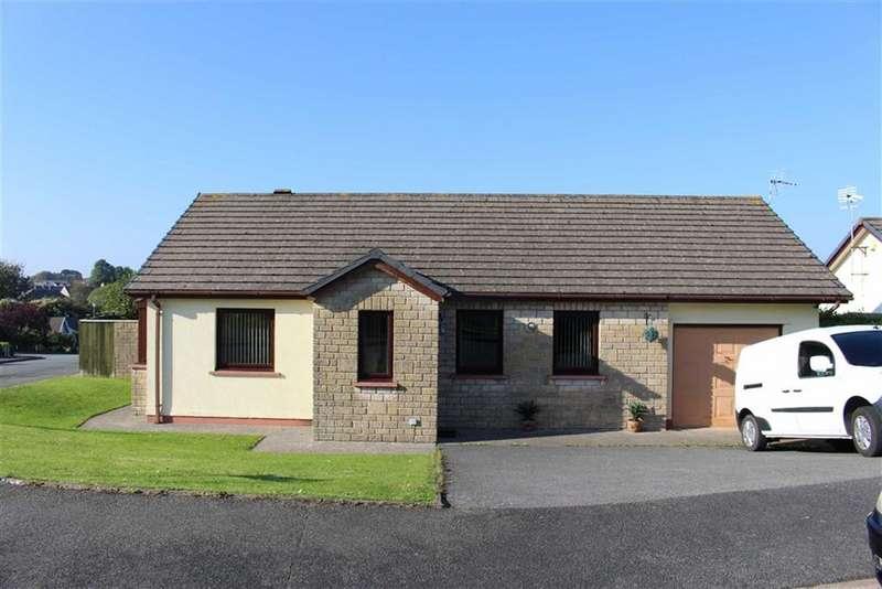2 Bedrooms Detached Bungalow for sale in Hywel Way, Pembroke