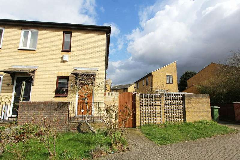 2 Bedrooms Semi Detached House for sale in Pier Way SE28 0EP, London, London, SE28 0EP