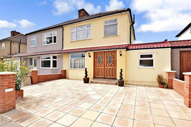 5 Bedrooms Semi Detached House for sale in Lancelot Road, , Welling, Kent