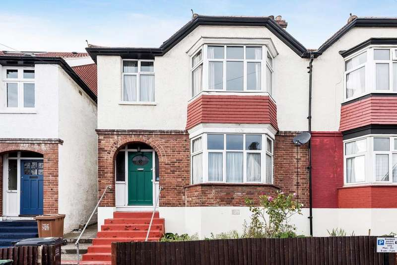 3 Bedrooms Semi Detached House for sale in Ermine Road, Lewisham