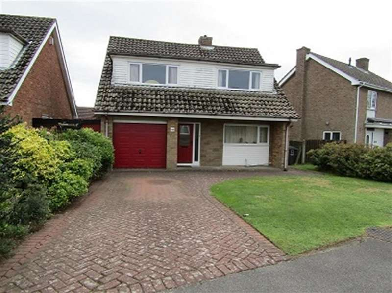 3 Bedrooms Detached House for sale in Cavendish Drive, Lea, Gainsborough, DN21 5HY