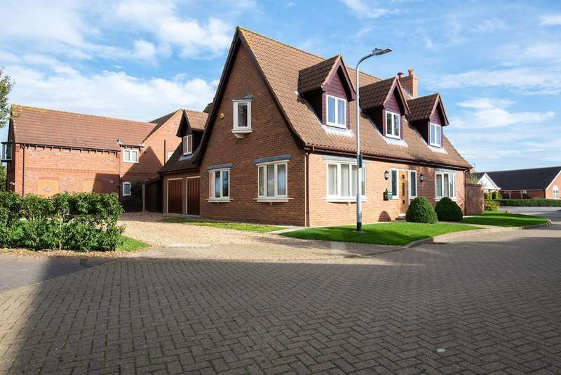 4 Bedrooms Detached House for sale in Miles Bank, Spalding, PE11