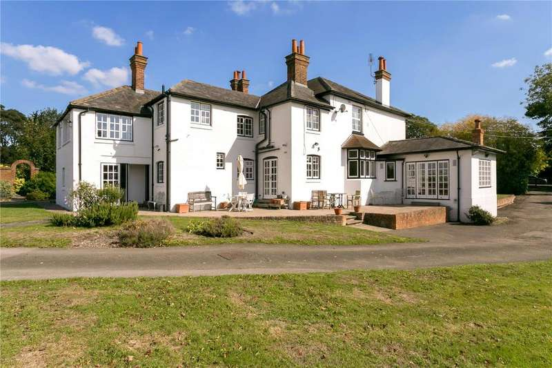 6 Bedrooms Unique Property for sale in Risborough Road, Stoke Mandeville, Aylesbury, Buckinghamshire, HP22