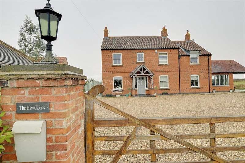 4 Bedrooms Detached House for sale in Claypole, Newark, Nottinghamshire