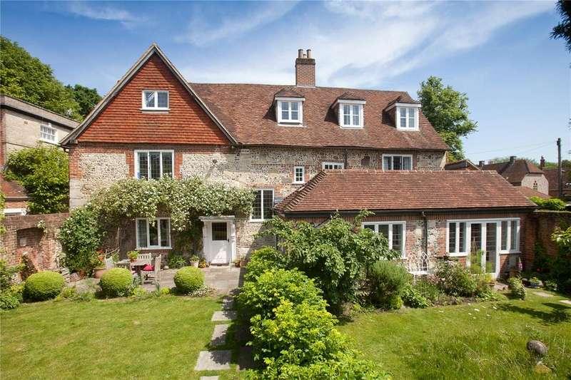 6 Bedrooms Unique Property for sale in De Vaux House, 6 St. Nicholas Road, Salisbury, Wiltshire, SP1
