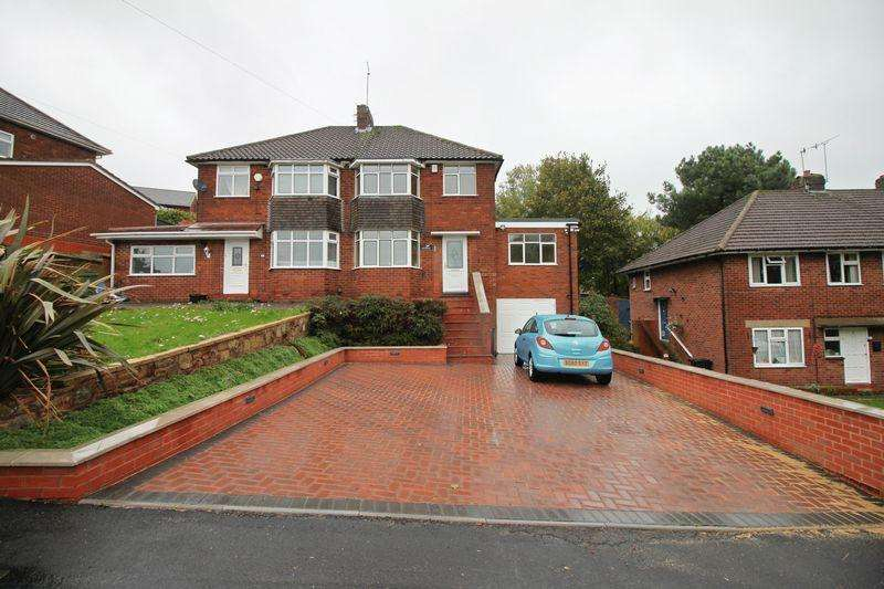 3 Bedrooms Semi Detached House for sale in Paradise, Dudley, DY2 8SH