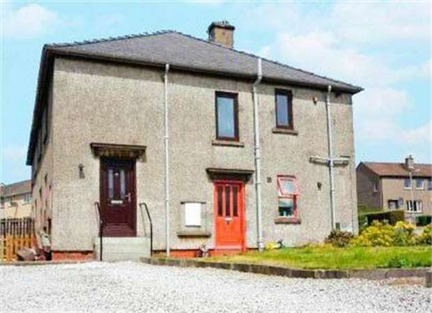 2 Bedrooms Flat for sale in Hayswell Road, Arbroath, Angus