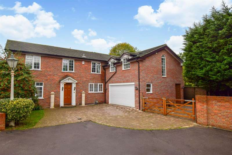 6 Bedrooms Detached House for sale in The Grange, Green Lane, Burnham, SL1