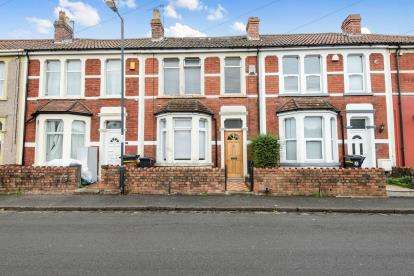 2 Bedrooms Terraced House for sale in Rodney Road, Kingswood, Bristol, .