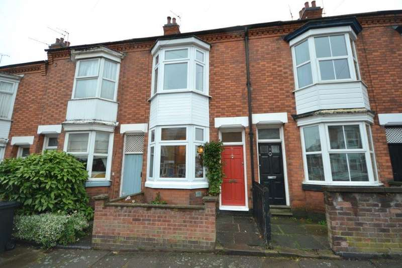 3 Bedrooms Terraced House for sale in Marlow Road, Leicester