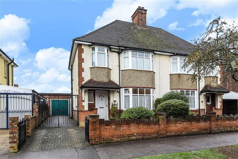 3 Bedrooms Semi Detached House for sale in Phillpotts Avenue, Bedford