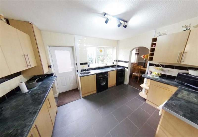 3 Bedrooms Terraced House for sale in Clough Road, Droylsden, Manchester