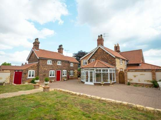 6 Bedrooms Detached House for sale in Ermine Street, Scunthorpe, South Humberside, DN15 0BZ