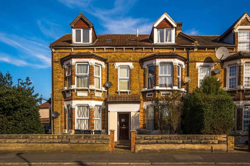 1 Bedroom Flat for rent in Cameron Road, Croydon, CR0