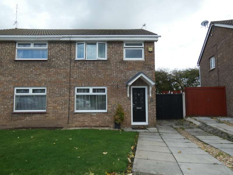 3 Bedrooms Semi Detached House for sale in Castleton Drive, Bootle, Merseyside, L30
