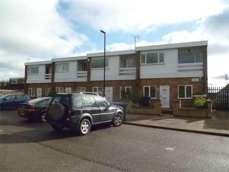 2 Bedrooms Maisonette Flat for sale in Florence Nightingale Court, Athol Road, Walsgrave, COVENTRY