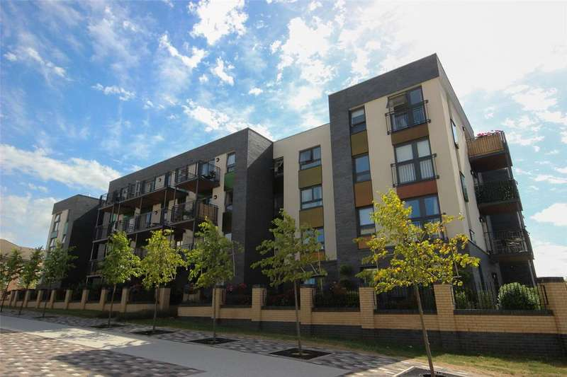 2 Bedrooms Retirement Property for sale in Cheswick Court, Long Down Avenue, Bristol, BS16