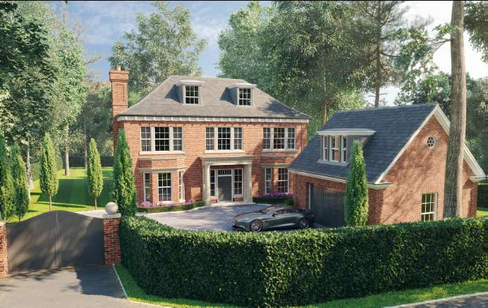 Plot Commercial for sale in Ascot SL5