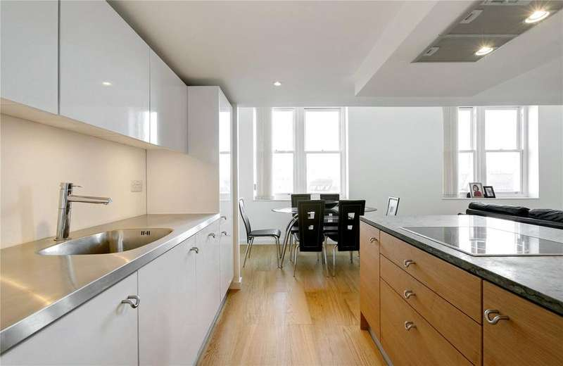 3 Bedrooms Apartment Flat for sale in Unity Street, Bristol, BS1