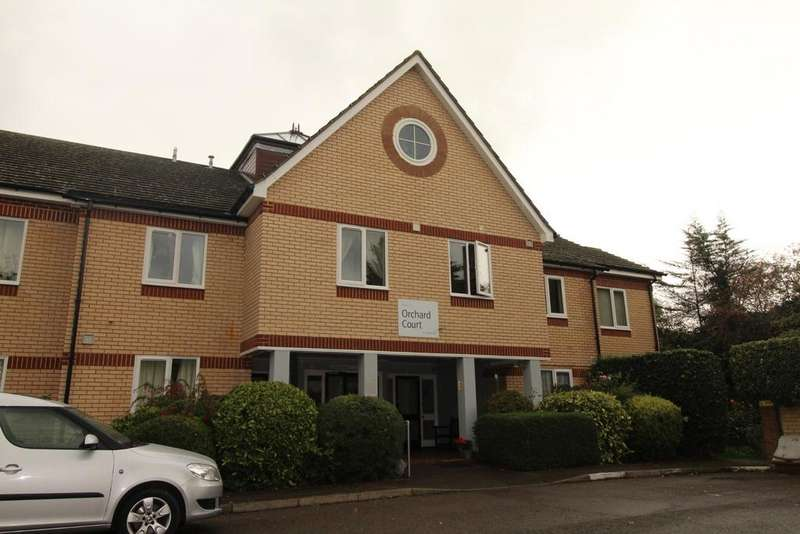 1 Bedroom Flat for sale in Orchard Court, Reading, RG2 8PH