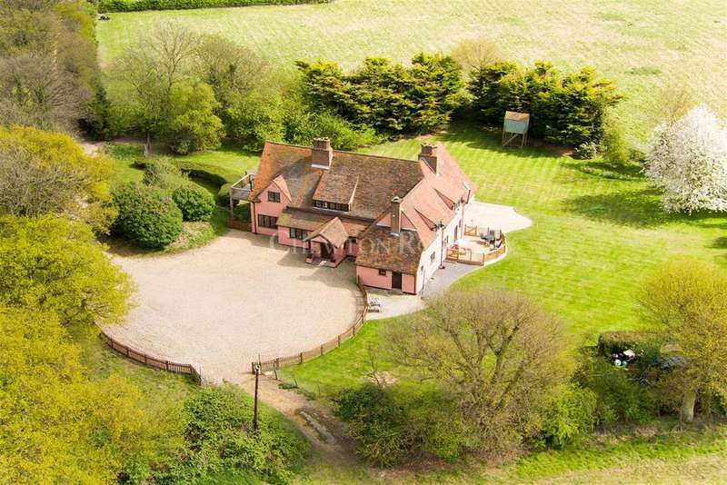 5 Bedrooms Detached House for sale in Copford Green