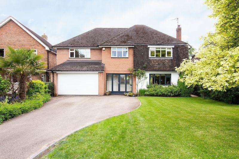 5 Bedrooms Detached House for sale in Court Drive, Shenstone