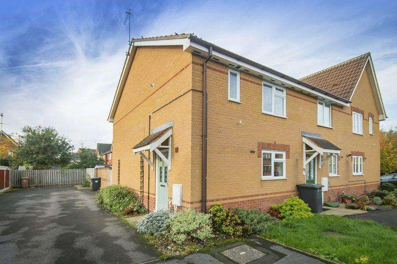 3 Bedrooms End Of Terrace House for sale in KENTISH COURT