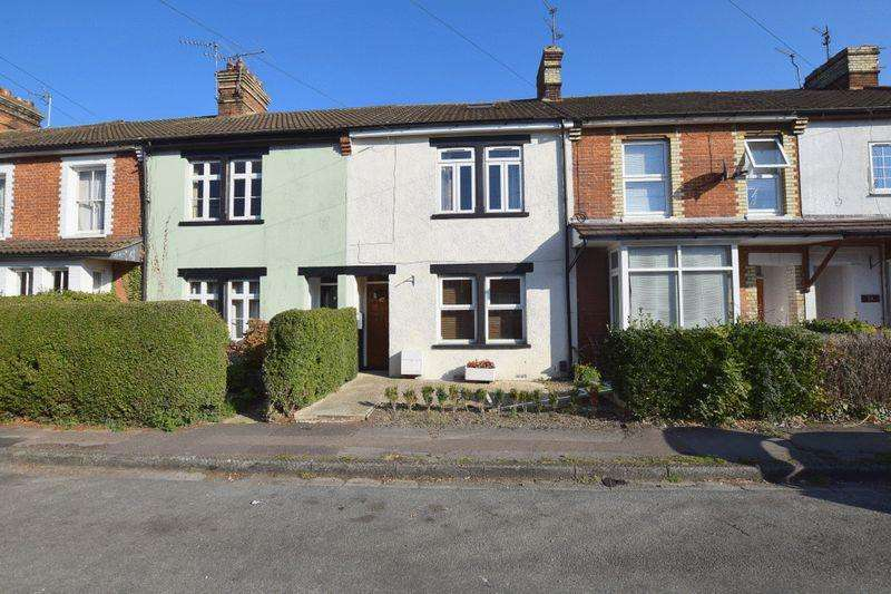 3 Bedrooms Terraced House for sale in Willow Road, Aylesbury