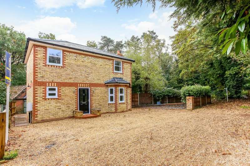 2 Bedrooms Detached House for sale in Beech Hill Road, Sunningdale