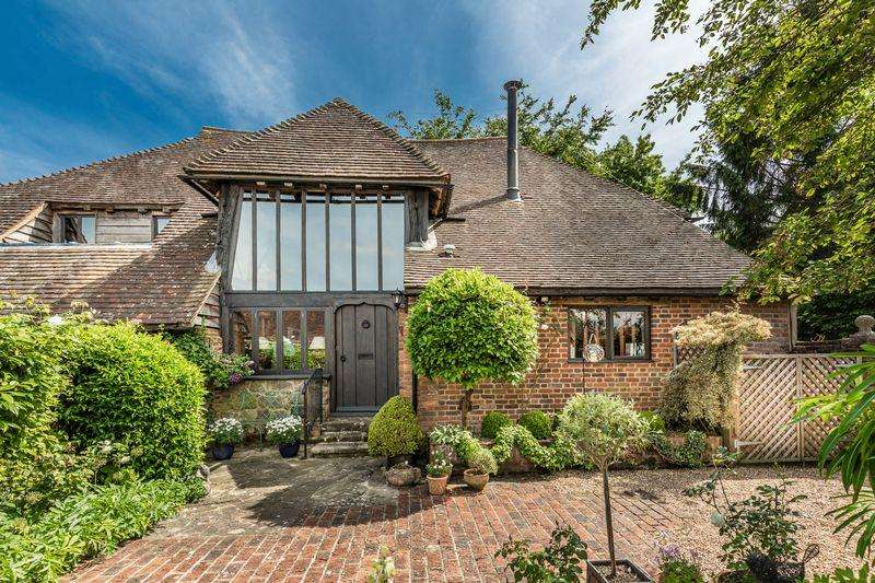 3 Bedrooms Detached House for sale in Belmont Lane, Hurstpierpoint, West Sussex,