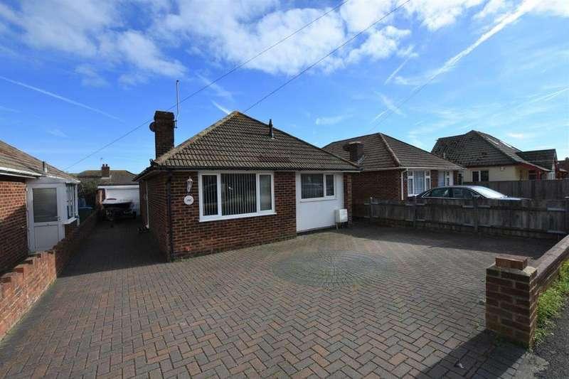 2 Bedrooms Detached Bungalow for sale in Sutton Avenue North, Peacehaven, East Sussex