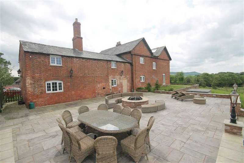 5 Bedrooms Detached House for sale in Phocle Green Ross-on-wye, Herefordshire