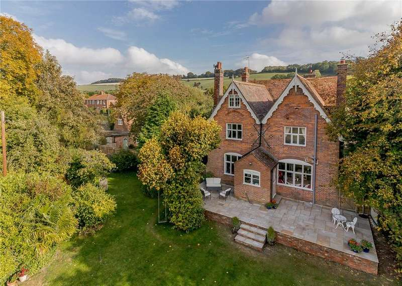 6 Bedrooms Detached House for sale in Main Road, Ogbourne St. Andrew, Marlborough, Wiltshire, SN8