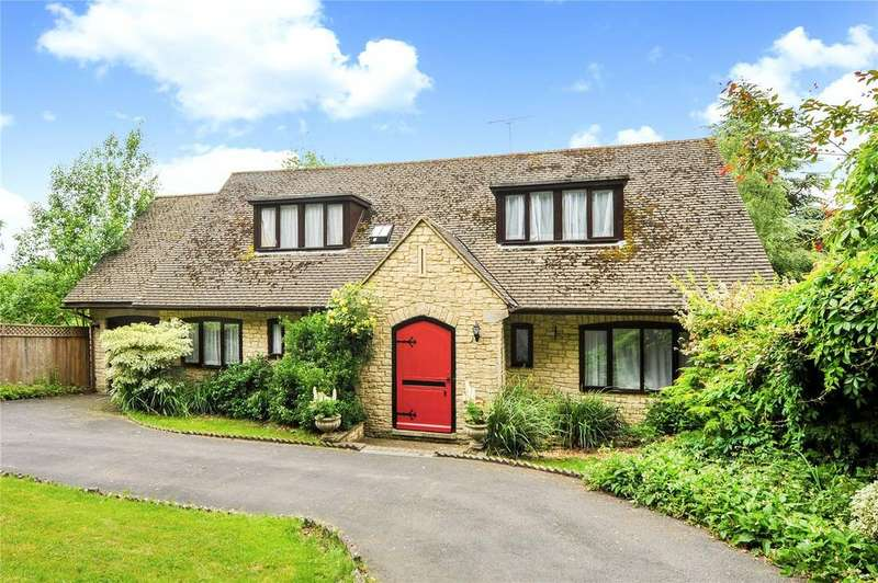 4 Bedrooms Detached House for sale in Iford Hill, Iford, Bradford-on-Avon, Wiltshire, BA15