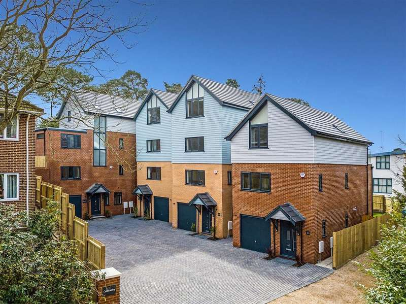 5 Bedrooms Detached House for sale in Ledgard Close, Lower Parkstone, Poole