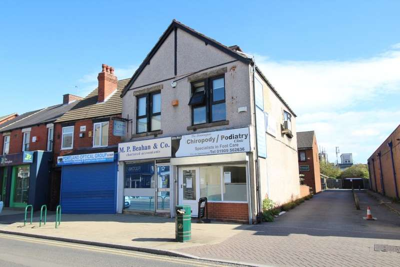 1 Bedroom Property for sale in Laughton Road, Dinnington, Sheffield, S25
