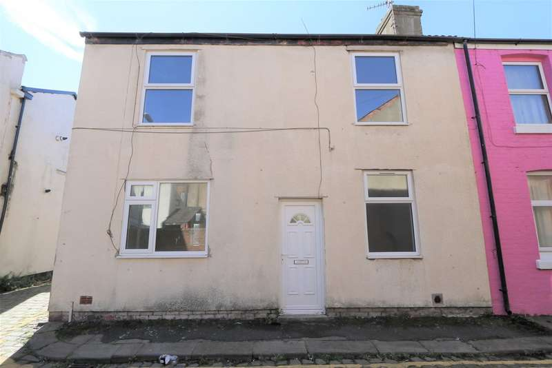 2 Bedrooms Semi Detached House For Rent In Lawrence Street Blackpool Fy4