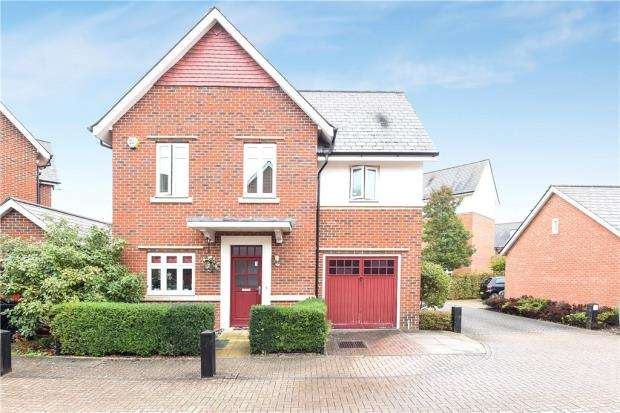 3 Bedrooms Detached House for sale in Wyatt Crescent, Lower Earley, Reading