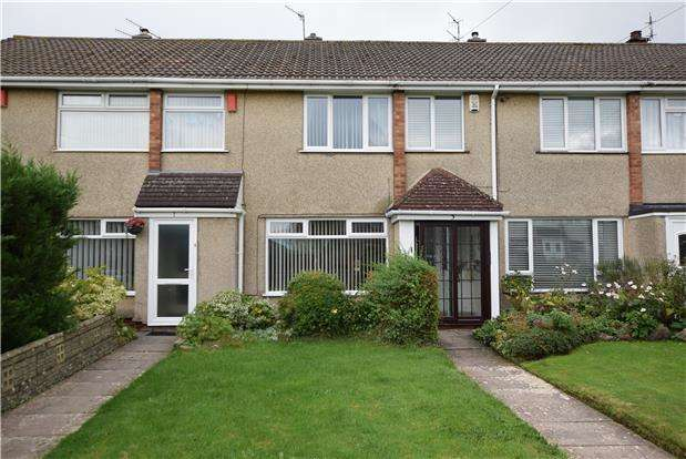 3 Bedrooms Terraced House for sale in Claydon Green, BRISTOL, BS14 0NG