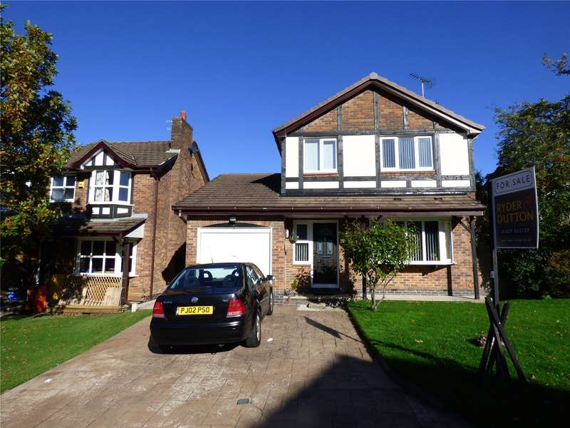 4 Bedrooms Detached House for sale in Wingfield Grove, Glossop, SK13