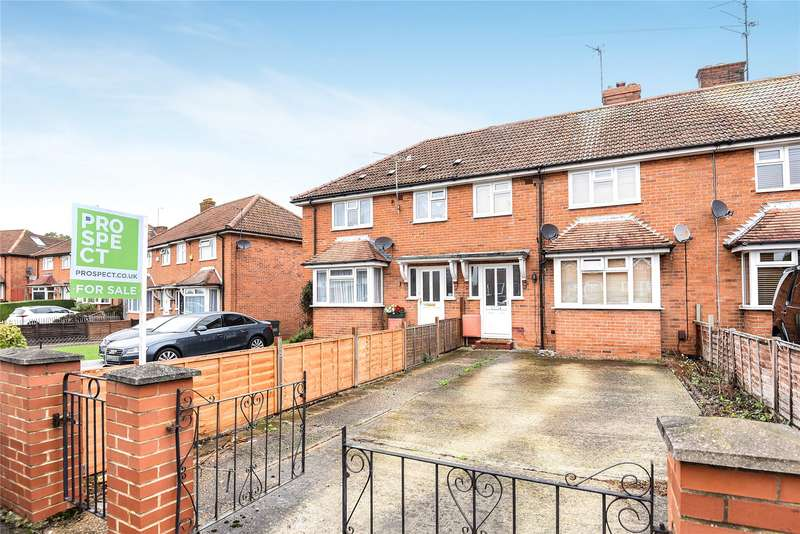 3 Bedrooms Terraced House for sale in Cressingham Road, Reading, Berkshire, RG2