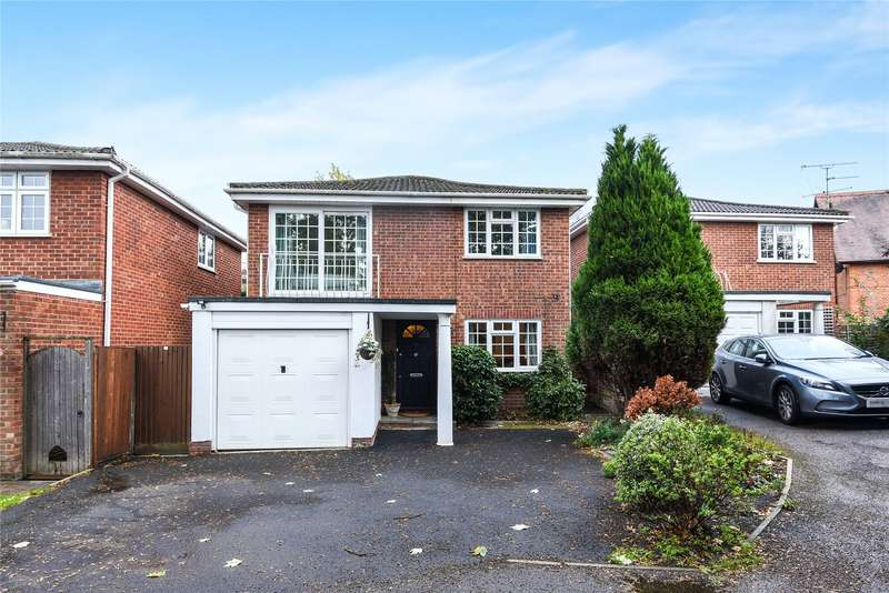 4 Bedrooms Detached House for sale in St. Marys Road, Sindlesham, Wokingham, Berkshire, RG41