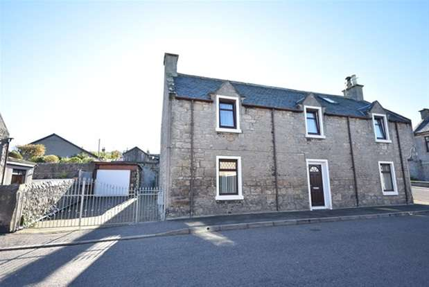 3 Bedrooms Detached House for sale in James Street, Lossiemouth, Lossiemouth