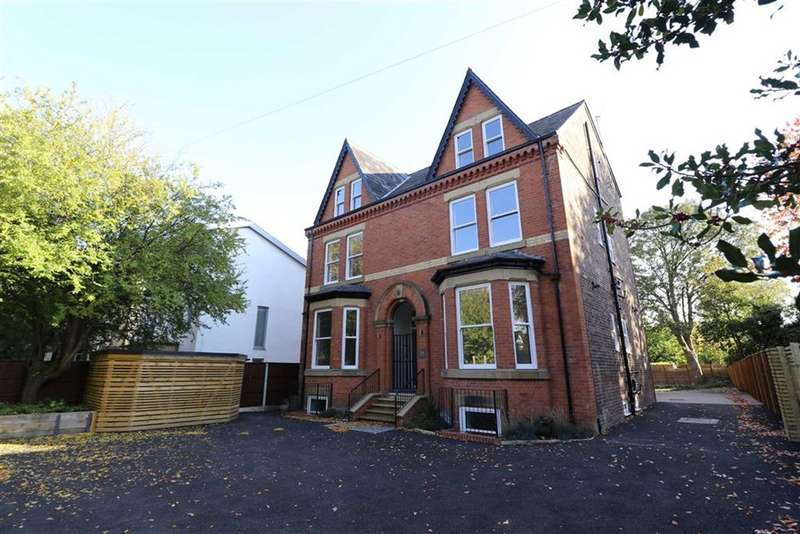 2 Bedrooms Apartment Flat for sale in Demesne Road, Whalley Range, Manchester, M16